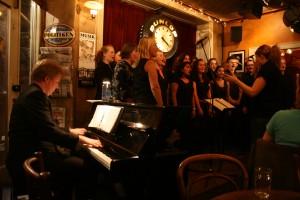 Koncert Cafe Bartof 2007