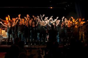 Koncert Herlev Medborgerhus med Bigbandet Discourse 2012