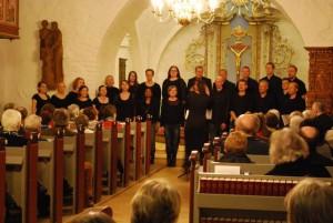 Koncert i Bov Kirke 2014